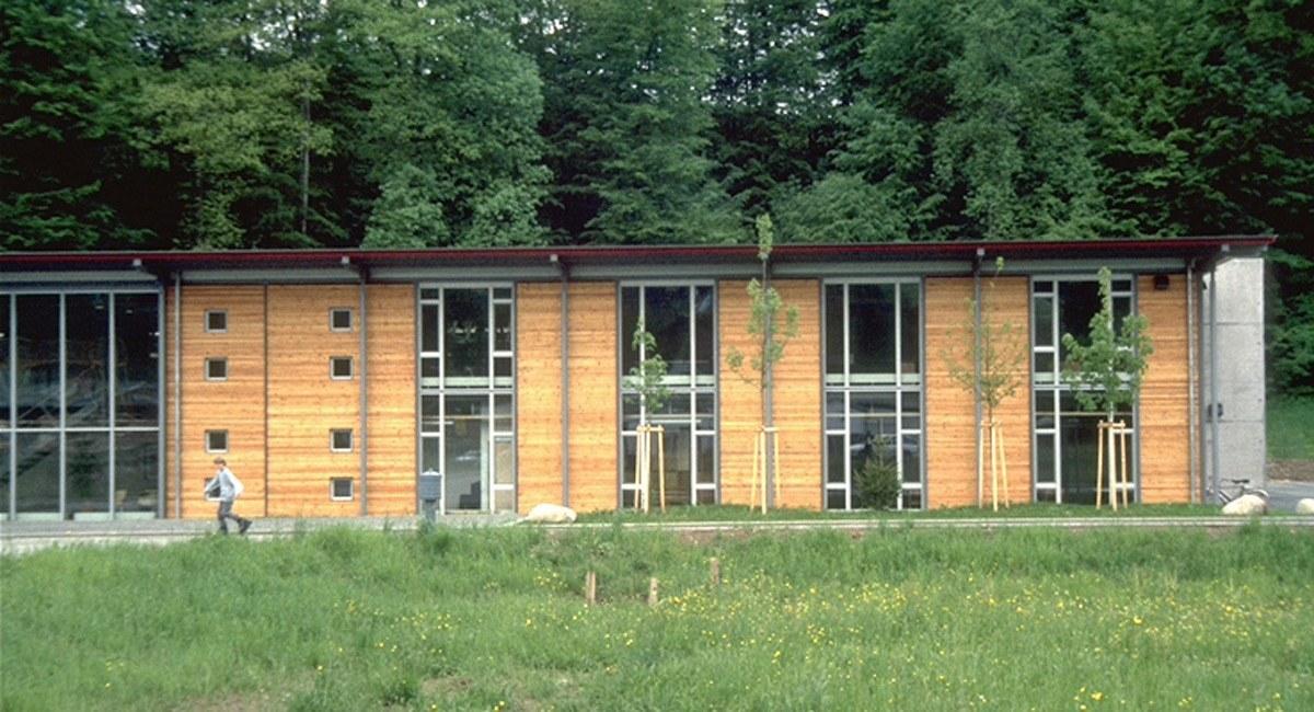 Gewerbe Neubau Verwaltungs Und B 252 Ror 228 Ume Elzach Www